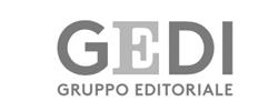"Logo Gruppo Editoriale ""GEDI"""