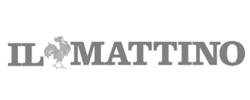 """Logo quotidiano """"Il Mattino"""""""