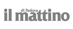 """Logo quotidiano """"Il Mattino di Padova"""""""