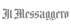 "Logo quotidiano ""Il Messaggero"""