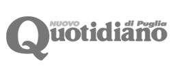 "Logo quotidiano ""Nuovo Quotidiano di Puglia"""
