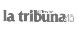"""Logo quotidiano """"La Tribuna di Treviso"""""""